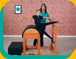 Módulo do Curso Pilates Kids